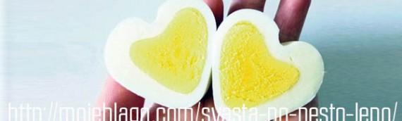 Napravite jaje u obliku srca! (VIDEO)
